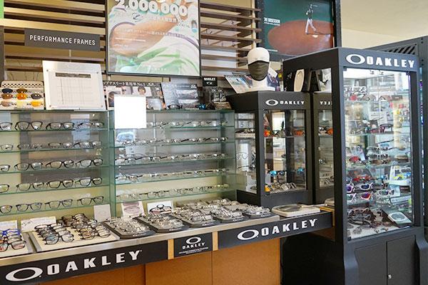 茨城県日立市のOAKLEY(オークリー)取扱店のメガネサロン蔦